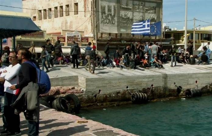 αθωώθηκε, άνδρας, πυροβολισμούς, Χίος,