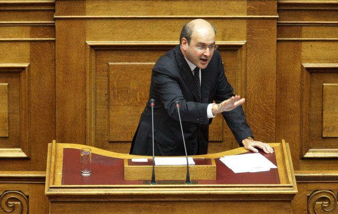 Χατζηδάκης για την Τουρκική προκλητικότητα: Κανένας δεν πρέπει να υποτιμά την αποφασιστικότητα της Ελλάδας