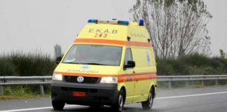 Λάρισα - ΣΟΚ: Αυτοκίνητο παρέσυρε 4χρονη