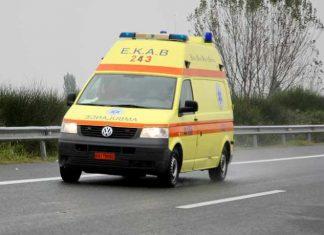 Λαμία: «Έσβησε» 49χρονος πάνω στο τιμόνι