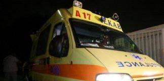 Ρέθυμνο: Ένας νεκρός και δύο τραυματίες από τροχαίο