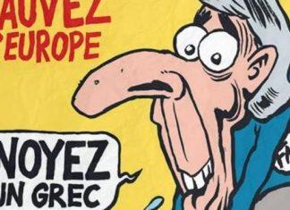 «Charlie Hebdo», εξώφυλλο,