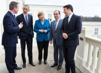 εικόνα, πτώση, ηγετών,