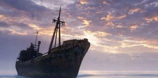 πλοία φαντάσματα, ιαπωνία, Βόρειο Κορέα,