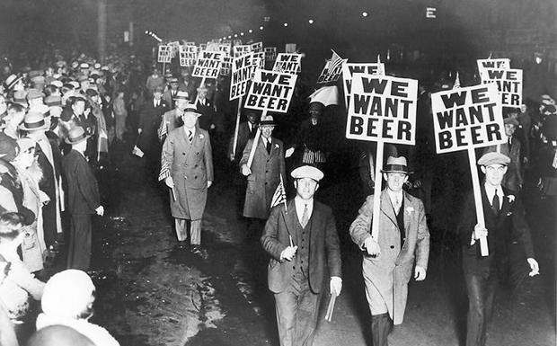σαν σήμερα, ποτοαπαγόρευση, 1933,