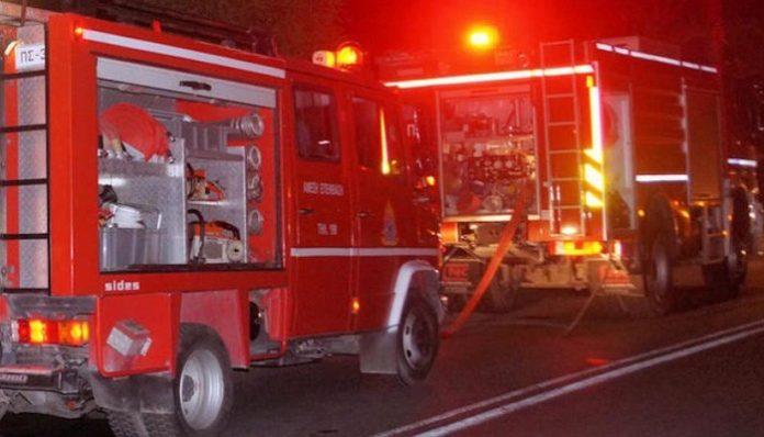 Ένα άτομο στο νοσοκομείο από την πυρκαγιά στο ξενοδοχείο