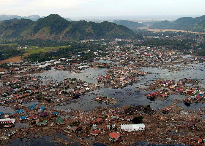 σαν σήμερα, 2004, σεισμός, Βόρεια Σουμάτρα,