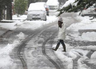Βροχές και χιόνια στην Κεντρική και Βόρεια Ελλάδα