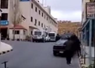 Ιορδανία, εγκλωβισμένοι, τουρίστες,