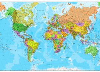 παγκόσμιος χάρτης, δρόμους , ελληνική συμμετοχή,