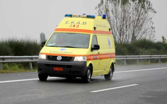 Θεσσαλονίκη, τροχαίο, δύο τραυματίες,