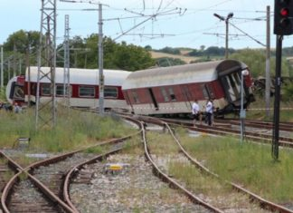 Ρωσία, σύγκρουση, τρένων, τραυματίες,
