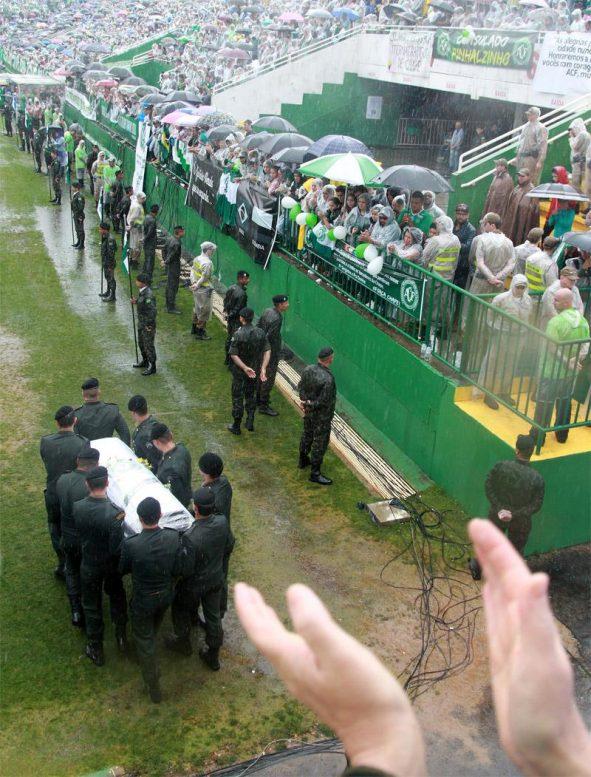 Βραζιλία, Σαπεκοένσε, συγκινητικό, αντίο,