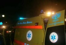 Βόλος: Βρέθηκε νεκρός άνδρας μέσα σε αυτοκίνητο