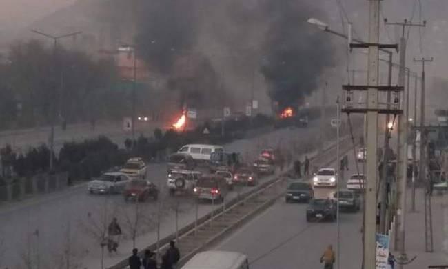 ΑΦΓΑΝΙΣΤΑΝ: Τουλάχιστον 36 άνθρωποι έχασαν τη ζωή τους