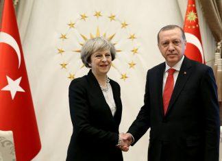 συμφωνία, Βρετανίας, Τουρκίας, μαχητικά αεροσκάφη,