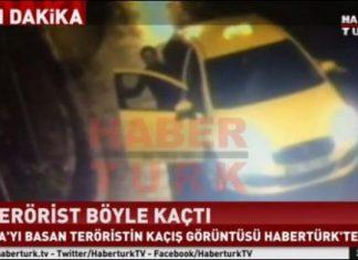Κωνσταντινούπολη, μακελάρης, ταξί, Βίντεο,