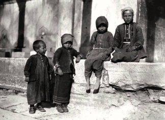 παιδάκια, Κωνσταντινούπολη, 1930,