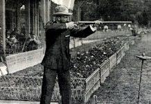 άχρηστη πληροφορία, Ολυμπιακοί αγώνες, 1900, Σκοποβολή, Περιστέρια,