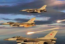 Συνετρίβη μαχητικό αεροσκάφος F-16 στην Τουρκία