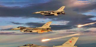 ΤΟΥΡΚΙΑ: Ο Ερντογάν αποτελειώνει την πολεμική αεροπορία - Συνέλαβε 110 αξιωματικούς