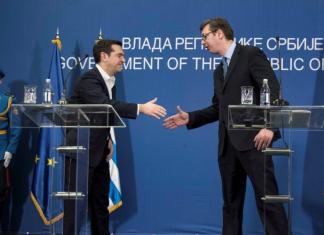 Ο Τσίπρας, το Μουντιάλ, το Euro και η κοινή ομάδα Ελλάδας-Σερβίας