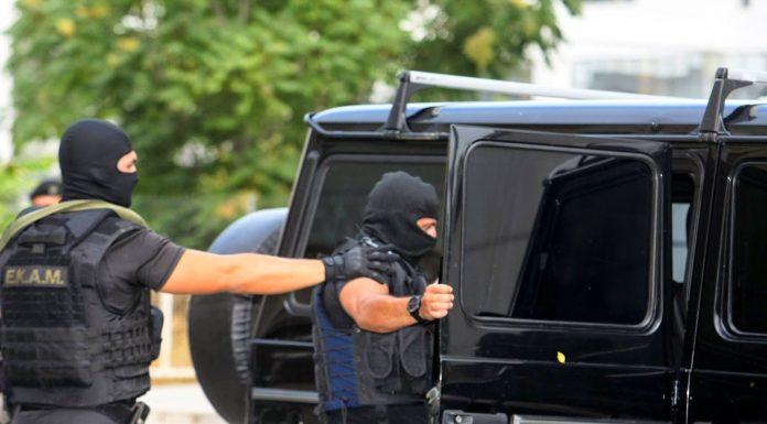 Το βλέμμα της αντιτρομοκρατικής στα πυρομαχικά που βρέθηκαν στο Κουκάκι