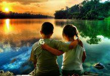 ΛΙΓΑ ΛΟΓΙΑ-ΠΟΛΛΑ ΣΥΝΑΙΣΘΗΜΑΤΑ, φιλία, αξία,
