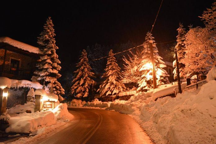 Προβλήματα από τα χιόνια στην δυτική Μακεδονία