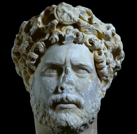 Μουσείο Ακρόπολης, αυτοκράτορας Αδριανός,