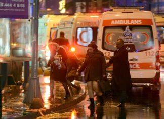 Κωνσταντινούπολη, 35 νεκροί,