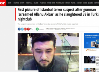 Mirror, ISIS, μακελάρης, Κωνσταντινούπολη,