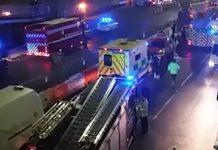 Λονδίνο, έκρηξη, πολυκατοικία,