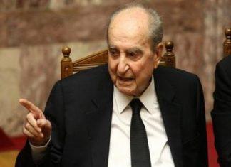 Ελληνικό Κοινοβούλιομ μνήμη, Κωνσταντίνος Μητσοτάκης,