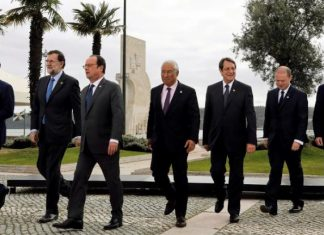 Eυρωμεσογειακή Συνόδος, Ισχυρή, ενωμένη, ΕΕ,
