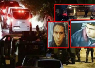 Τουρκία, μακελάρης, Ρέινα, συνελήφθη,