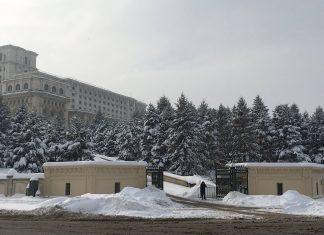 παλάτι, Τσαουσέσκου, δεύτερο μαγαλύτερο, Πεντάγωνο,
