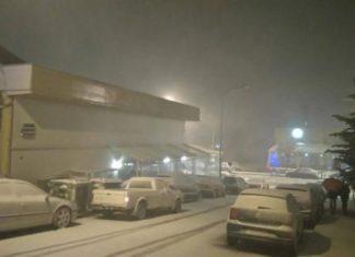 χιονόπτωση, Φλώρινα,