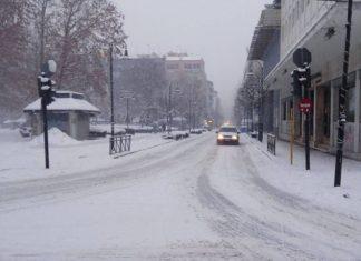 κακοκαρία, Σιβηρία, χιόνια, Αθήνα,