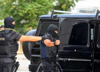 αντιτρομοκρατική, όπλα, Χρήματα, αποτυπώματα,
