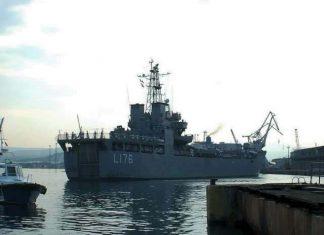 πλοίο, Πολεμικού Ναυτικού, Λέσβο, πρόσφυγες,