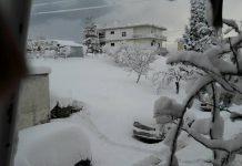 χιόνια, 25-29, Ιανουαρίου,