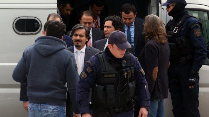 ΤΟΥΡΚΙΑ: Ζητάει τη βοήθεια της Interpol για τους «οκτώ»