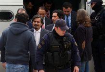 Νέο αίτημα της Άγκυρας για έκδοση των 8 Τούρκων στρατιωτικών