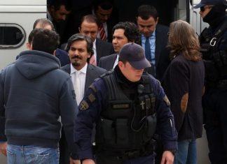 Άγκυρα, Ένταλμα σύλληψης, οκτώ, Ελλάδα,