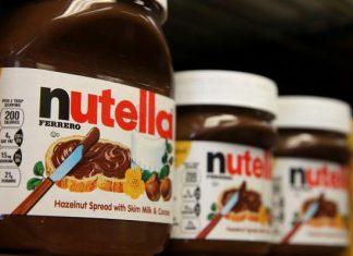 καρκινογόνο συστατικό, Nutella,