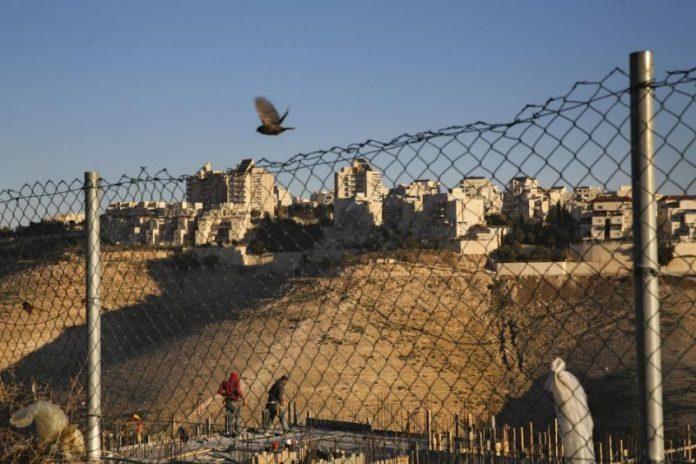 Ισραήλ, νομοποίηση, κλοπής γης,