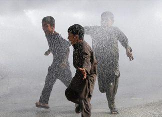 νερό, δίψα, Καμπούλ,