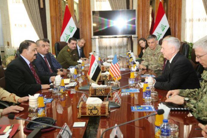 Ματίς, πετρέλαιο, Ιράκ, Τραμπ,