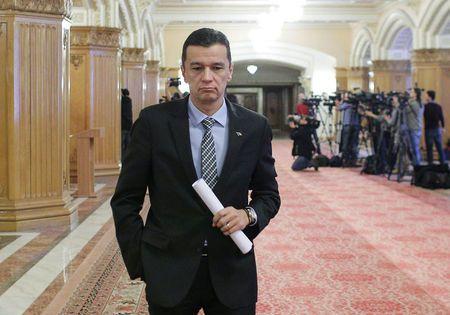 ψήφο εμπιστοσύνης, Ρουμάνος, πρωθυπουργός,